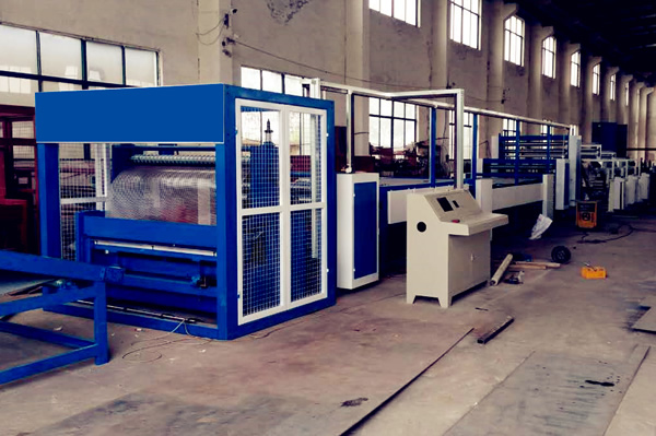 2000 paper honeycomb machine